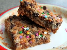 Magic Cookie Bars Recipe from Wilderness Lodge   21 Disney Parks Recipes You Can Make At Home