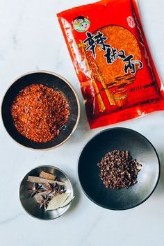 Want to know how to make chili oil at home? Check out this easy, flavorful spicy chili oil recipe. Homemade spicy chili oil is great over rice, noodle dishes, and in salads. How To Make Chili, Food To Make, Sauce Recipes, Cooking Recipes, Cooking Chili, Chili Recipes, Cooking Tips, Chinese Chili Oil, Chinese Spices