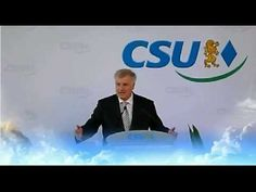 Redenschreiber Horst Seehofer