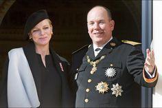 National Day Celebrations Monaco 2014