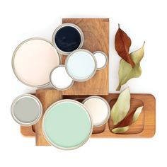 How We Hue: Wall Colors that Work - Fresh American Style Pastel Paint Colors, Pastel Palette, Neutral Paint, Wall Colors, Wheel Of Life, Paint Swatches, Autumn Painting, Happy Colors, Colorful Decor
