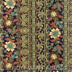 Hoffman Florence Fabric Preview