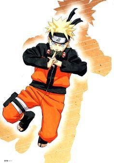 Naruto Uzumaki Art Book 2 - 21