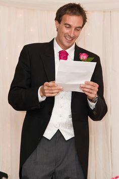 A Master Of Ceremonies (MC) | Wedding Speech Ideas