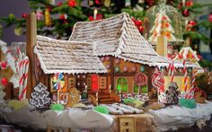 Ginger Bread House by Egor Goray (3ds Max, ZBrush, V-Ray)