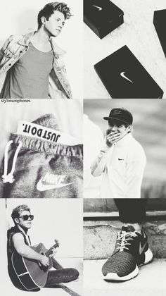 "Niall Horan ""Nike"" Lockscreen — ctto: @stylinsonphones"
