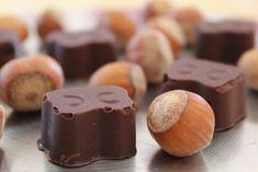 Cioccolatini fatti in casa per la festa del papà