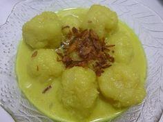 Masak Ala Mom Nayla: Celimpungan kuah kuning