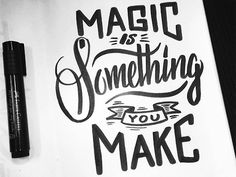 Project365 #58 Magic is Something You Make by bijdevleet