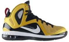 LeBron 9 Taxi Colorway Drops 5-12