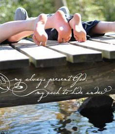 """""""Weigh down this moment in time with attention full, and the whole of time's river slows, slows, slows."""" learning to be still. Psalm 46:10 ♥"""