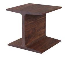 I Beam MH 345 stool cutout