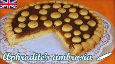 Fasting Polka Dot Pasta Frolla (Frola)-Orange Flavored