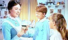 Mary Poppins, Feed the Birds. (I want that snow globe)