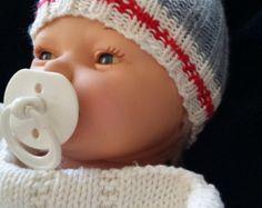 Pdf bonnet de bébé 0 à 18 mois
