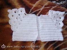 Crochet Vest Pattern Knit Crochet Crochet Patterns Crochet Baby Booties Baby Girl Crochet Crochet For Kids Baby Knitting Hand Embroidery Baby Dress IG ~ ~ crochet yoke for Irish lace, crochet, crochet p This post was discovered by Ел New model, new colo Crochet Toddler Dress, Crochet Dress Girl, Crochet Baby Dress Pattern, Crochet Yoke, Ravelry Crochet, Crochet Diy, Baby Girl Crochet, Crochet Baby Clothes, Crochet Blanket Patterns