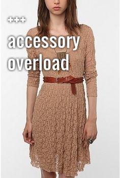 UrbanOutfitters.com > Kimchi Blue Lace Dress