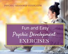 Learning how to develop psychic abilities is easier than you might think. These simple exercises are the building blocks of expanding your gifts.
