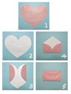Make your own envelopes!
