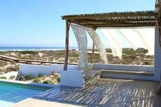 West coast holiday home, Western Cape, South Africa