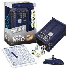 Yahtzee: Doctor Who Collector's Edition: Zoe Caden