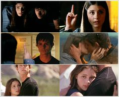 """Roswell - Cherishing Max & Liz Evans #638: """"He LOVES her and she LOVES him. It's the WORLD to him!"""" - Ron Moore - Fan Forum"""