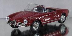 1954 Alfa Romeo Giulietta Spider