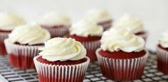Red Velvet (Kırmızı Kadife) Cupcake Tarifi
