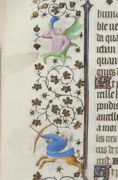 Book of Hours, MS M.919 fol. 167v - Images from Medieval and Renaissance Manuscripts - The Morgan Library & Museum