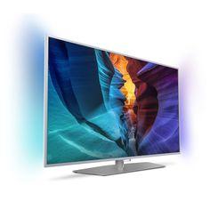 Philips 40PFH6510/88 este un Smart Tv 3D cu funcţii şi tehnologii avansate, ideal în locuinţa oricăruia dintre noi, oferind o pată de eleganţă excepţională prin aspectul