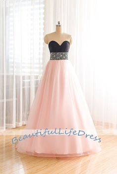 Find More Evening Dresses Information about Free shipping sweetheart strapless crystal long pink party dresses vestido de festa,High Quality dress to party,China party dress net Suppliers, Cheap party time prom dress from Beautiful Life Dress on Aliexpress.com