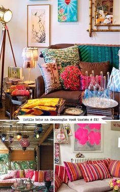 Colacorelinha por Ma Stump » Arquivos » Ares boho na decoração – como criar o estilo na sua casa?