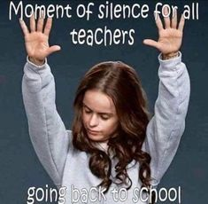 26 Pictures That Are Way Too Real For Teachers Going Back To School – Humor Back To School Quotes Funny, Back To School Quotes For Teachers, Back To School Teacher, Back To School Gifts, School Memes, Beginning Of School, Going Back To School, School Stuff, Back To Work Humour