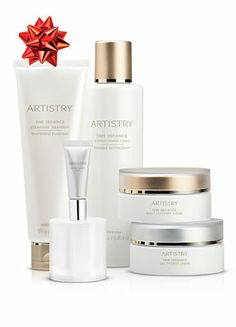 ARTISTRY® TIME DEFIANCE® Ultimate Anti-Aging Skincare Exclusive – Normal-to-Dry With TIME DEFIANCE Skincare Systems, face the future with 41% younger-looking skin.* Special offer includes: TIME DEFIANCE Cleansing Treatment, Conditioning Toner, Day Protect Crème or Lotion with SPF 15, Night Recovery Crème or Lotion, and Creme LuXury Eye Mini. http://www.amway.com/keshiahazelbrown