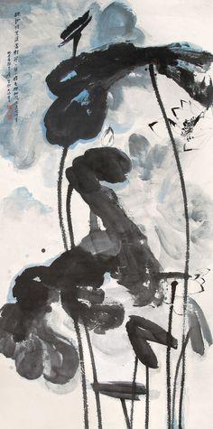 張大千作品                                Zhang Daqian (1899 -1983 ) was one of the best-known and most prodigious Chinese artists of the twentieth century.