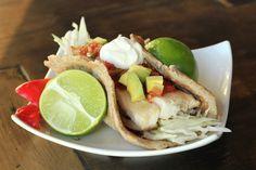 Grain Free Fish Tacos