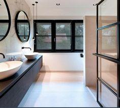 Bathroom Design Luxury, Modern Bathroom, Small Bathroom, Bathroom Toilets, Laundry In Bathroom, My Ideal Home, Shed Homes, Bathroom Inspiration, House Design