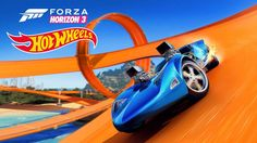 Forza Horizon 3's getting a cool Hot Wheels expansion - Polygonclockmenumore-arrowpoly-lt-wire-logo : Coming to Xbox One and Windows 10 in May