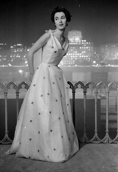 1953...Not exactly polka-dots
