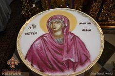 Η πανήγυρη της Αγίας Μαρίας της Μαγδαληνής στη Μονή Σίμωνος Πέτρας (ΦΩΤΟ)|Amen.gr