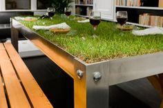 Tavolo per pic nic indoor