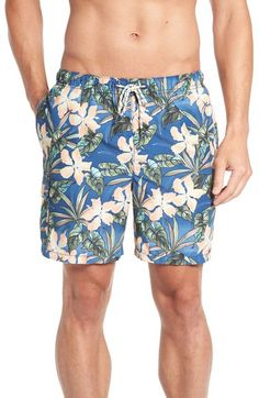Tommy Bahama 'Naples - Fiesta Blooms' Swim Trunks available at #Nordstrom (Medium)