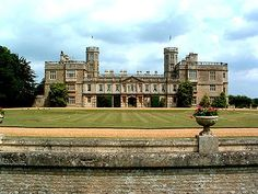 Castle Ashby - Northamptonshire, England - spent a lovely afternoon with my cousins wandering the gardens