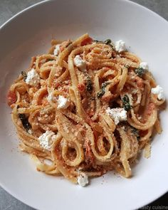 My tasty cuisine- Food and Photography - Part 5 Veggie Recipes, Pasta Recipes, Cooking Recipes, Healthy Recipes, Love Eat, No Cook Meals, I Foods, Food Inspiration, Italian Recipes