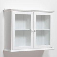 Perrine Solid Pine Display Cabinet Shelf La Redoute Interieurs