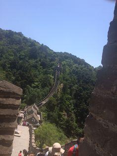 The Great Wall so so pretty!