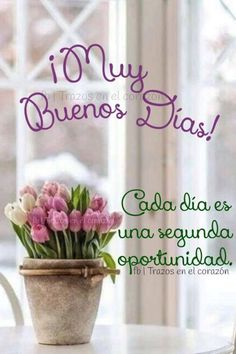 Good Morning Coffee, Good Afternoon, Good Morning Good Night, Good Morning Quotes, Spanish Greetings, Good Night Blessings, Weekday Quotes, Motivational Phrases, Morning Messages
