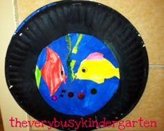 The Very Busy Kindergarten: Under The Sea