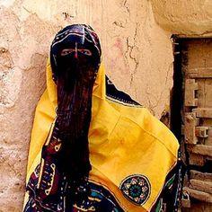 Most Yemeni women wear the niqab (face-veil) in public