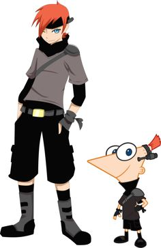 phineas and isabella second dimension - Buscar con Google